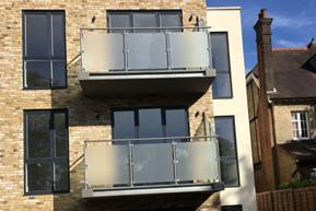 Balustrades Glass